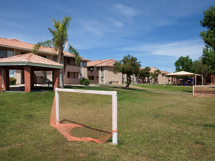 Soccer Field at Heritage Pointe, Gilbert
