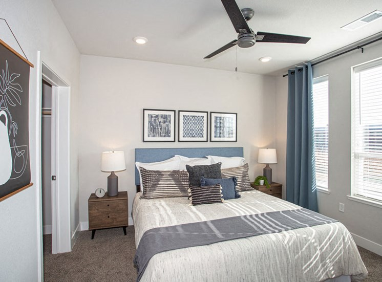 Live In Cozy Bedrooms at Revolve at OneFifteen, Overland Park, KS