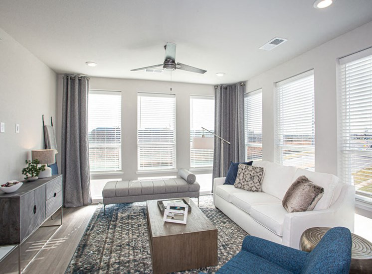 Gorgeous Living Room at Revolve at OneFifteen, Kansas, 66211