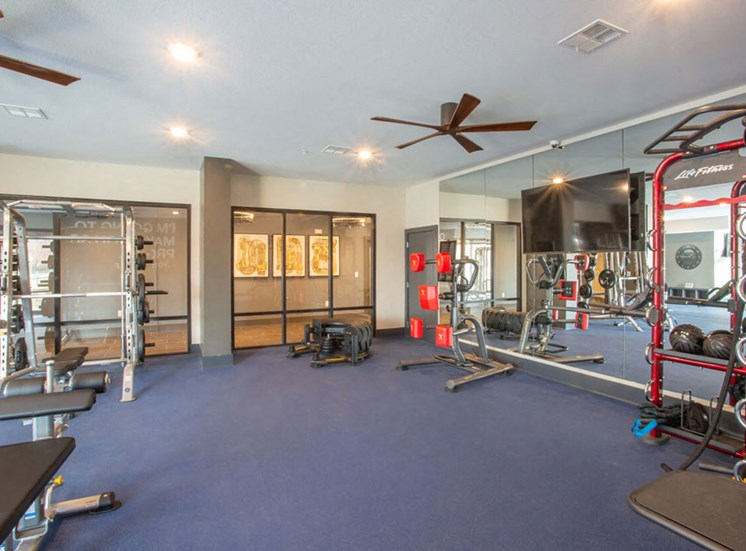 State Of The Art Fitness Center at Revolve at OneFifteen, Overland Park