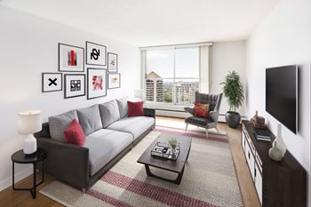 609 8th Street SW 1 Bed Apartment for Rent Photo Gallery 1