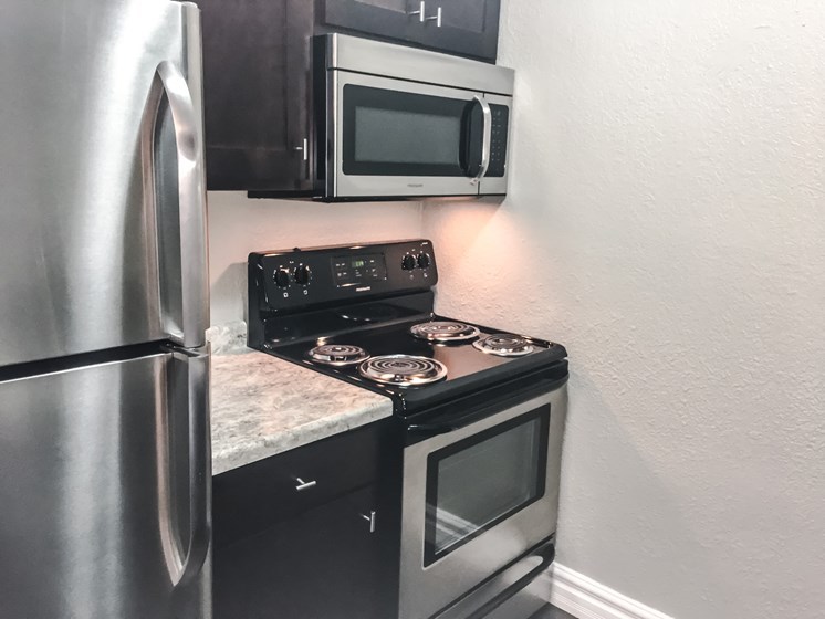2741 Grand Ave Kitchen stainless steel appliances