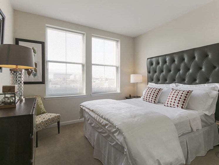 Comfortable Bedroom at 101 Park Place, Stamford, 6902