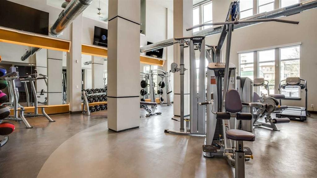 Richardson, apartments in Richardson, fitness center, gym, apartment gym in Richardson