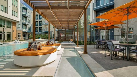 Richardson, apartments in Richardson, swimming pool, pool, apartment pool in Richardson