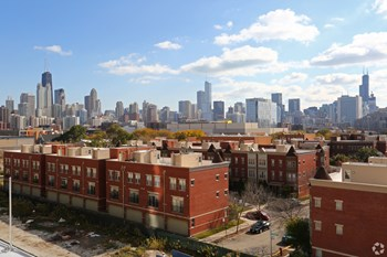 1457 N. Halsted St. Studio-2 Beds Apartment for Rent Photo Gallery 1