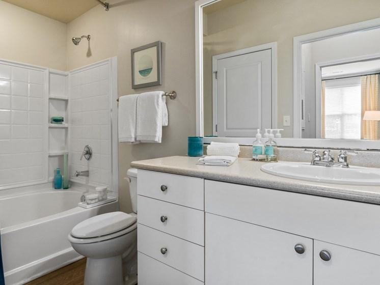 Oberlin Court Bathroom