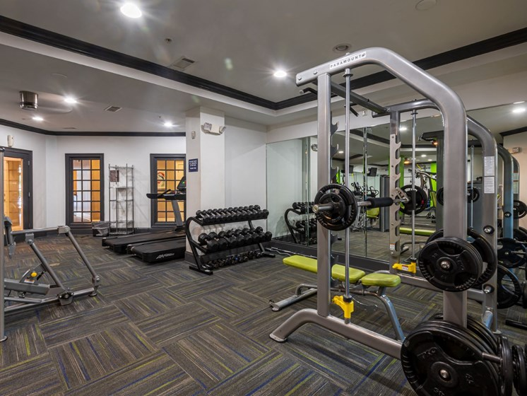 Fitness Center Access at Oberlin Court, North Carolina, 27605
