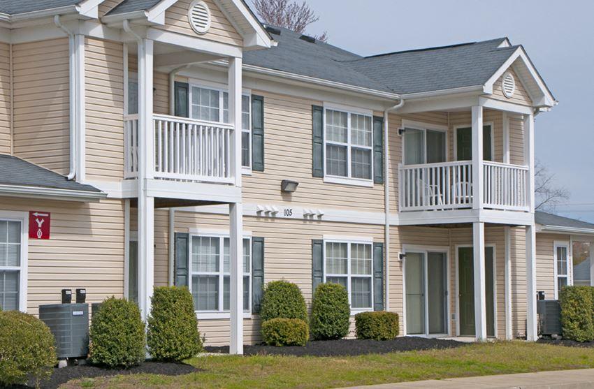 Homes at Foxfield Apartments Exterior