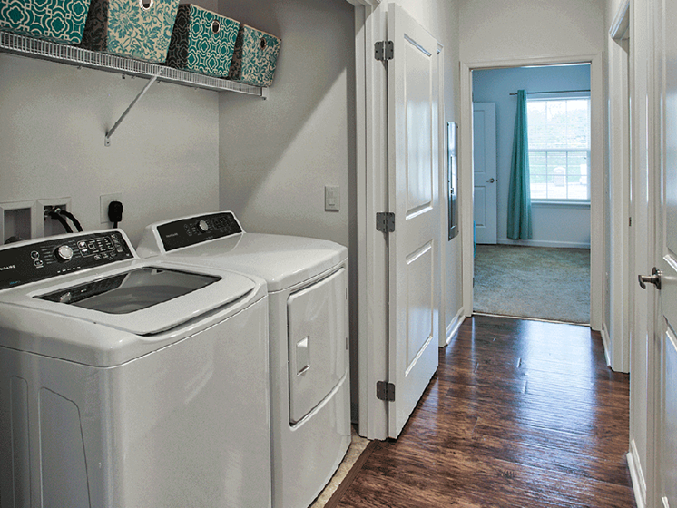 In-Unit Washer and Dryer at The Kane at Gray's Landing apartments, 15001