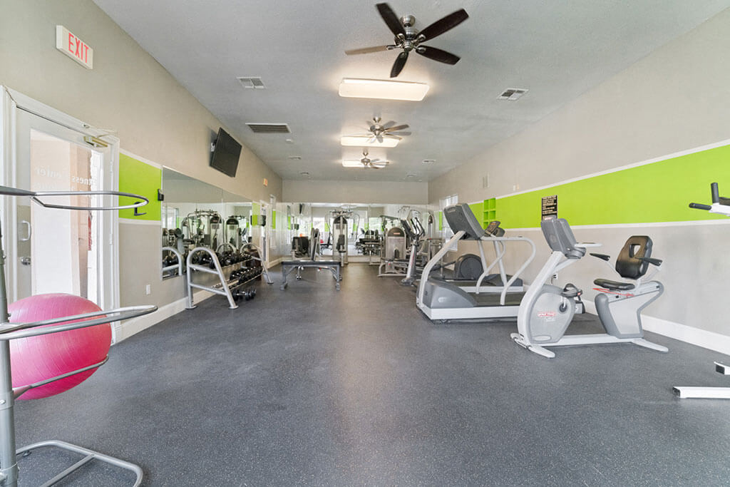 State-of-the-Art Fitness Center at Madison at Wells Branch, Austin, 78727