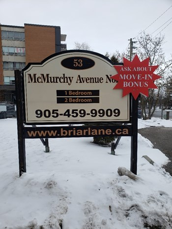 53 Mcmurchy Ave North 1-2 Beds Apartment for Rent Photo Gallery 1