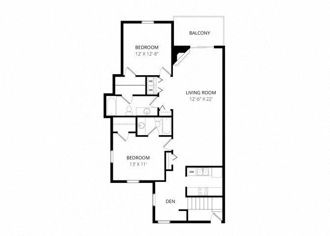 0 for the Lennox w/Den floor plan.