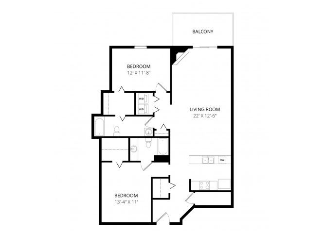 0 for the Stirling floor plan.