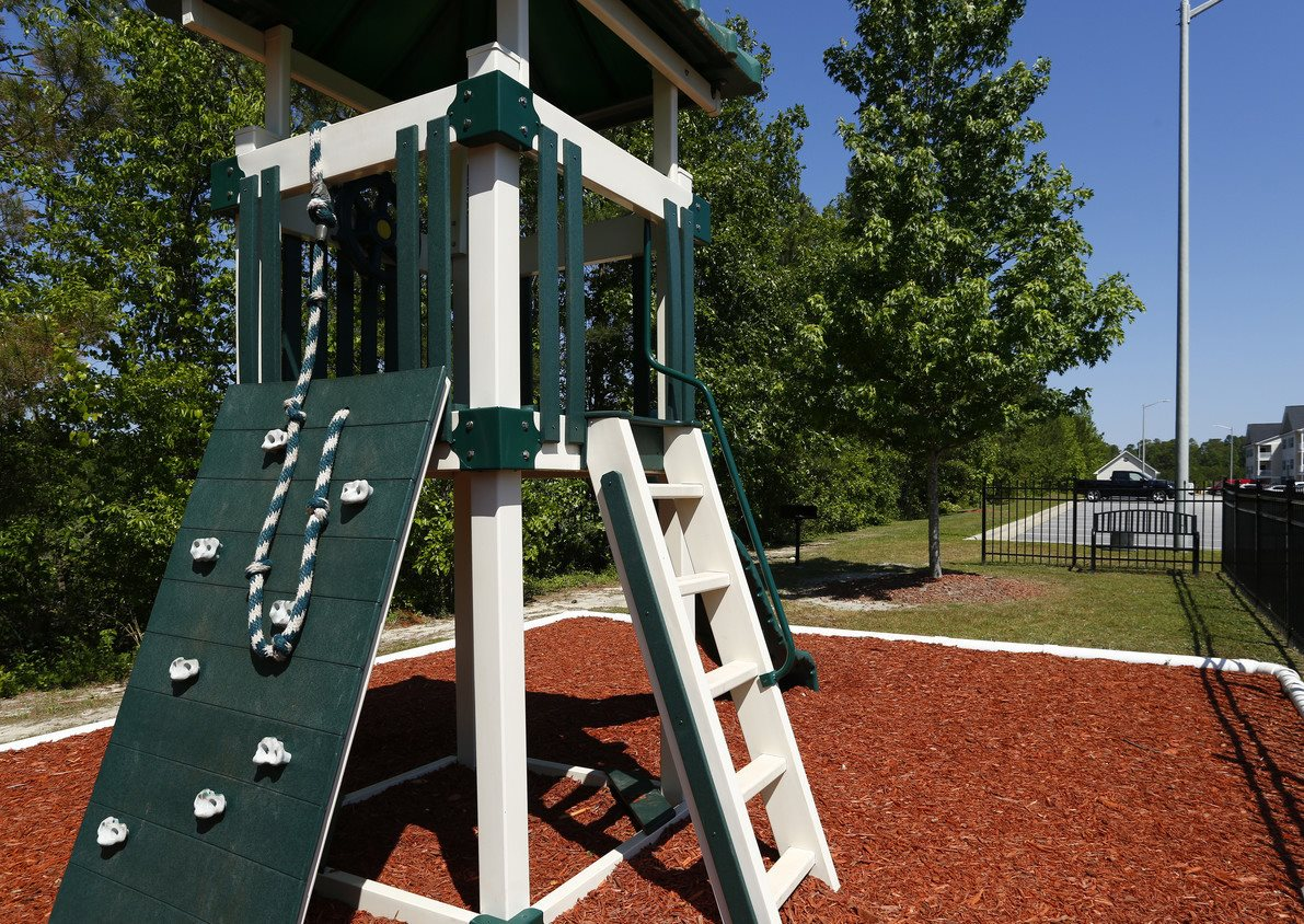 Residential Playground at Bristol Park Apartments - Fayetteville, NC