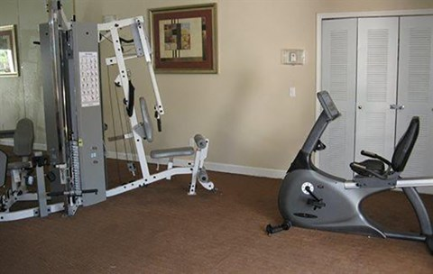 Park Villas Apartments| Fitness Center