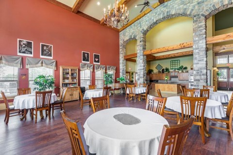 Clubhouse Event Room
