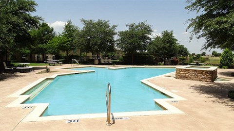 Providence on the Park|Swimming Pool