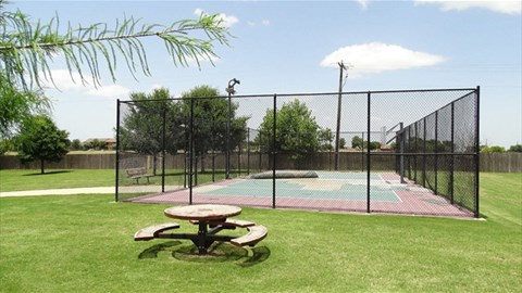 Providence on the Park|Tennis Court