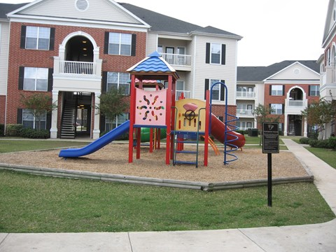 City Parc II at West Oaks|Playground