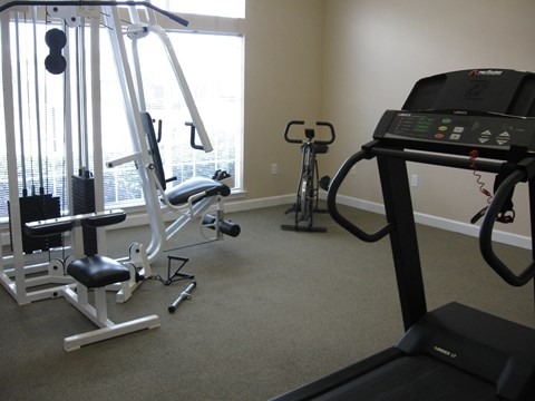 City Parc II at West Oaks|Fitness Center