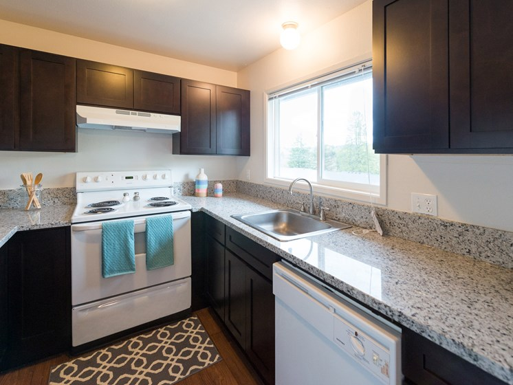 Tempo West | Two Bedroom Kitchen