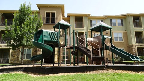 Providence at Prairie Oaks Apartments| Playground
