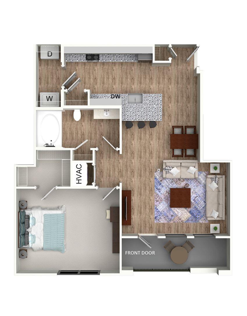 Bedico- Ground Floor