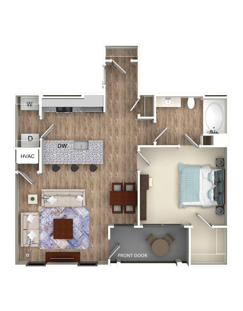 Ramsay- Ground Floor