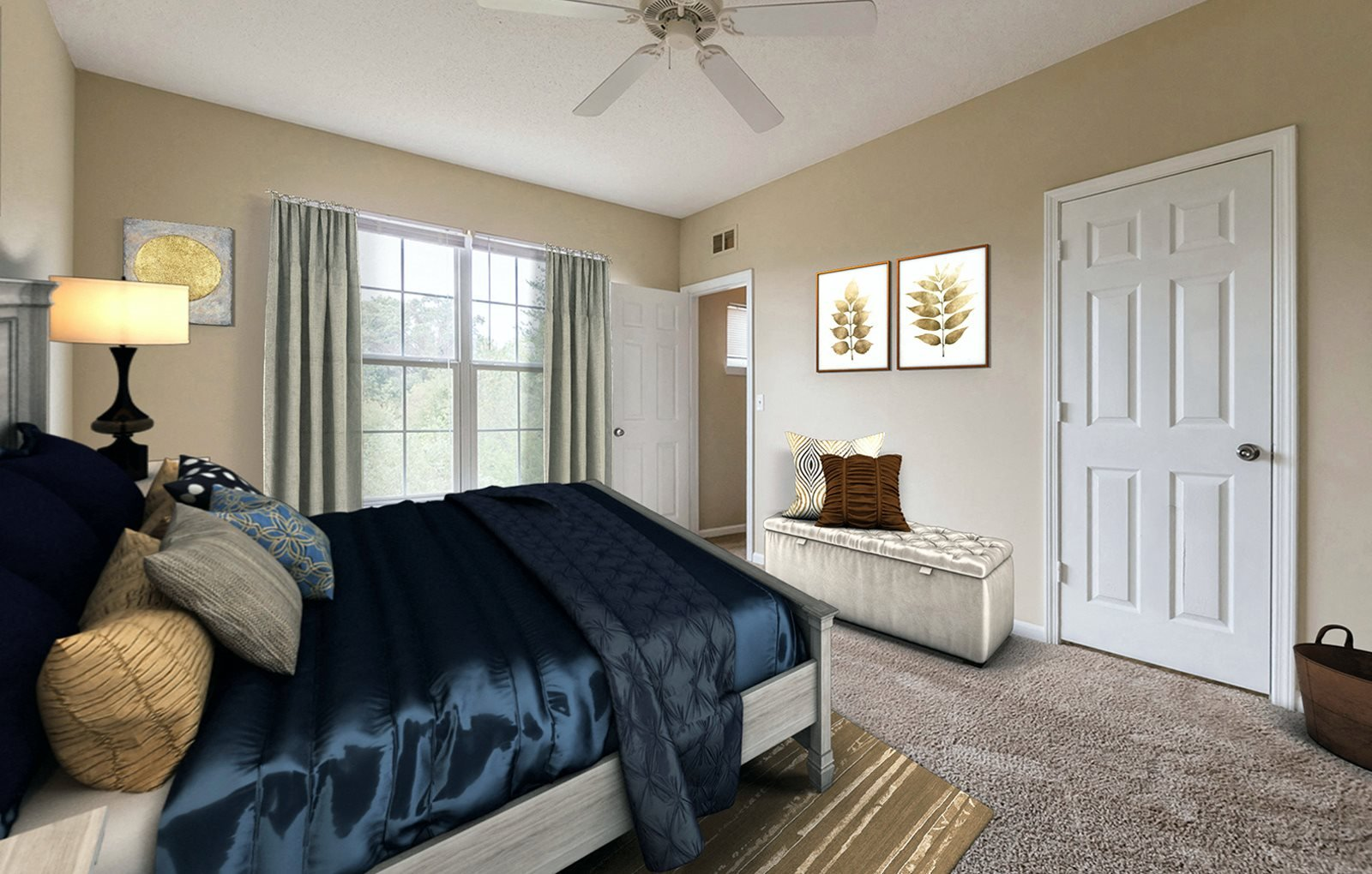 Sycamore Ridge_Bedroom