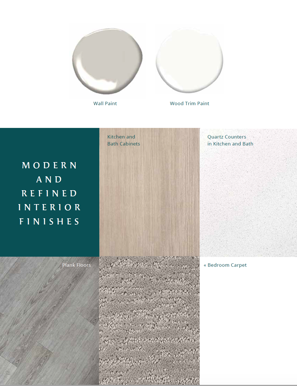 Modern And Defined Interior Finishes at Harbor Heights, Olympia, 98501