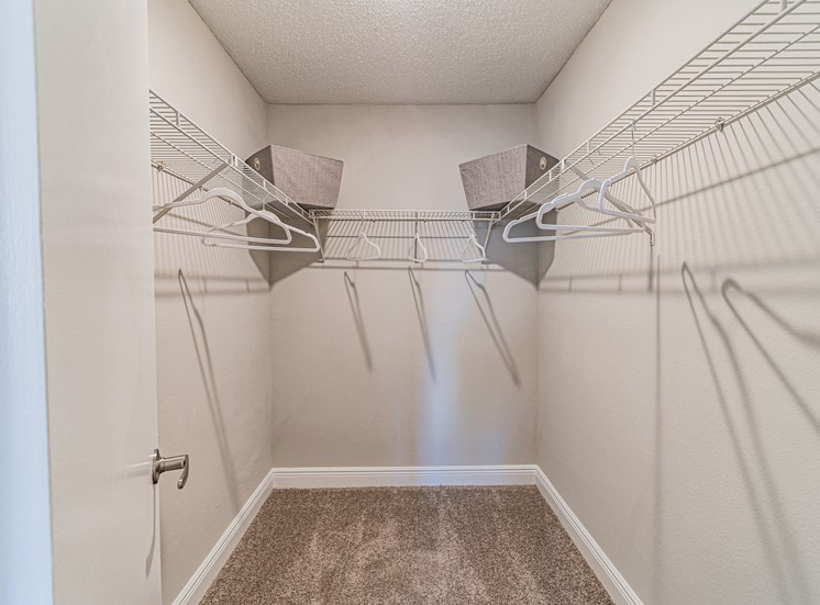 Walk-In Closets And Dressing Areas at Enclave on East, Largo, Florida