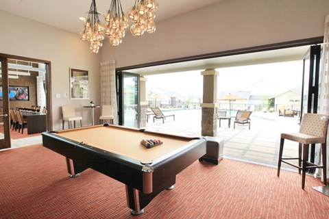 clubhouse billiards pool