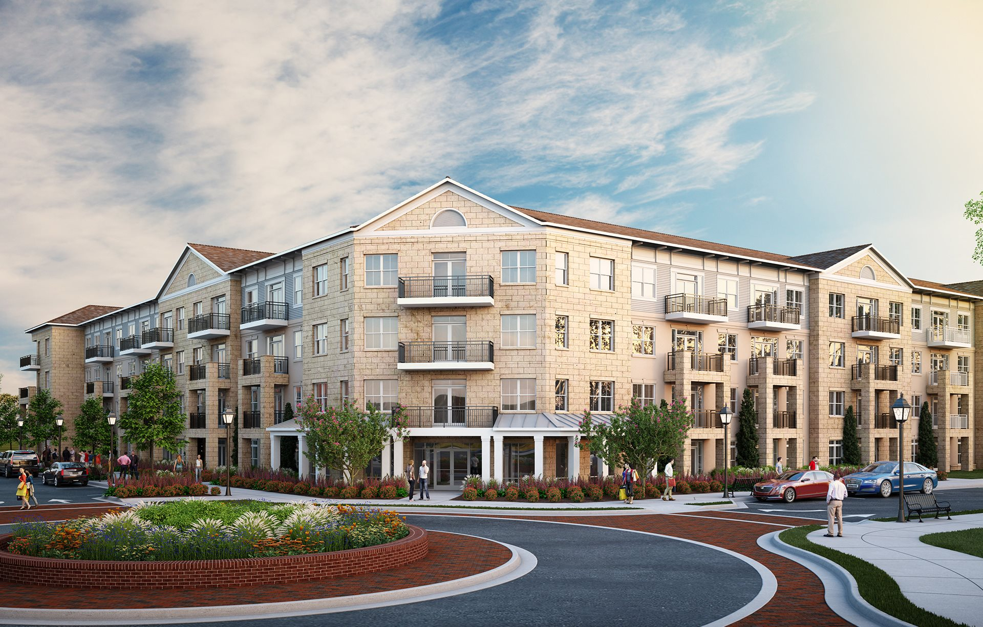 Conclave @ Lawrenceville South Lawn | Apartments in ...