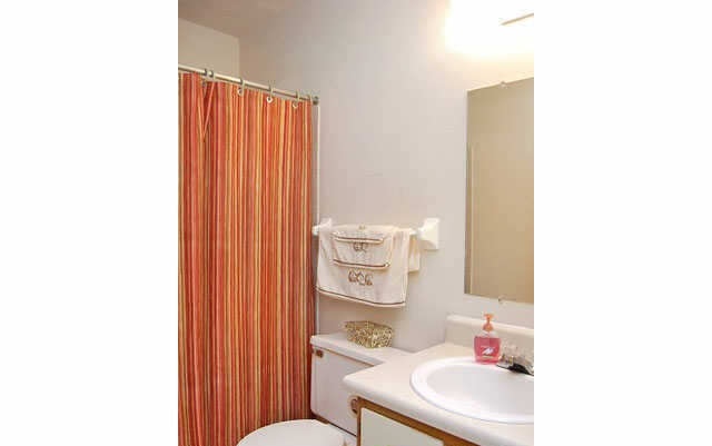 Bathroom Accessories at Ashley Village Apartments, Columbus, Ohio