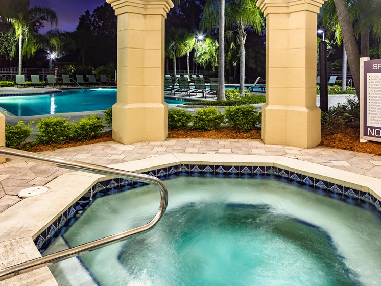 Resort Style Spa Grand Reserve Tampa Fl 33647