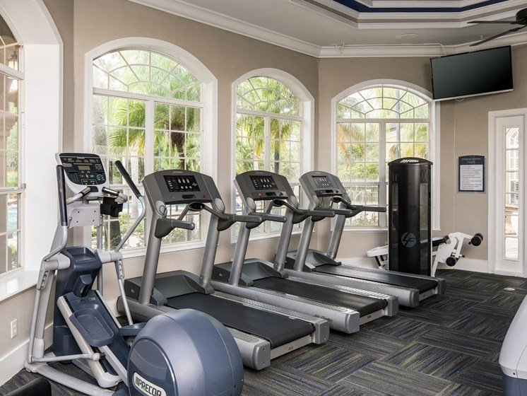 Fitness Center Grand Reserve Tampa Fl 33647