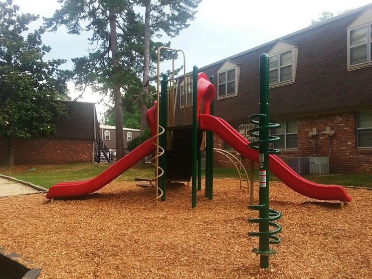 Children'S Play Area at Colony West Apartments, Little Rock, AR, 72227