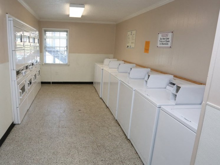 Smart Laundry Room at Colony West Apartments, Little Rock, 72227