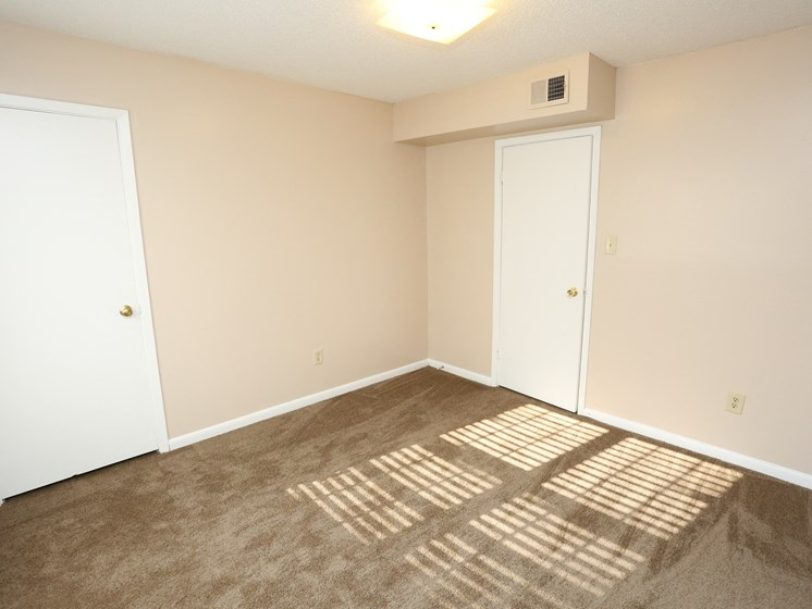 Large Bedroom at Colony West Apartments, Little Rock, Arkansas