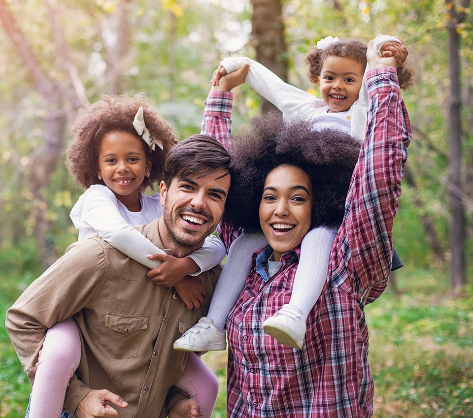 Live A Happy Family Life at Rivershell Apartments, Lansing