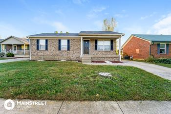 4008 Cedarway Ct 3 Beds House for Rent Photo Gallery 1