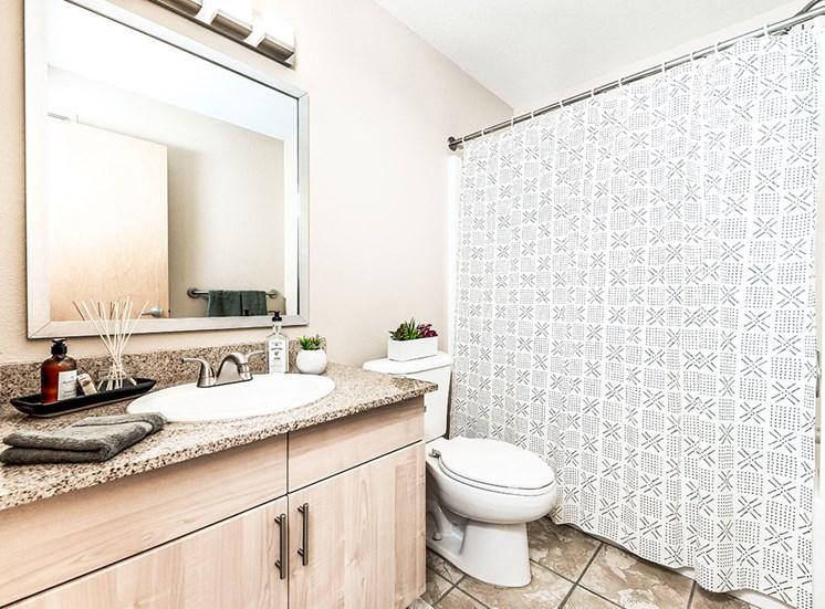 Mill City Apartments - Bathroom