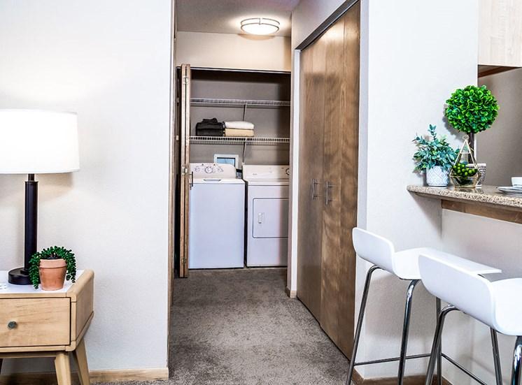 Mill City Apartments - Laundry