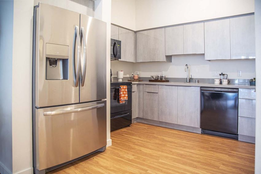 Fully Equipped Kitchen With Modern Appliances at Block C, San Marcos, 92078
