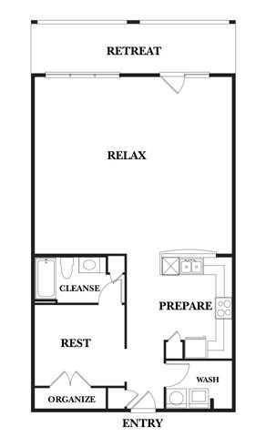 Bedroom Apartment Floor Plan Sq Ft Sq Ft Floor Plan