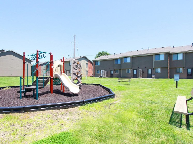 Take a seat and enjoy the amenities at Villa West Apartments in Topeka, KS