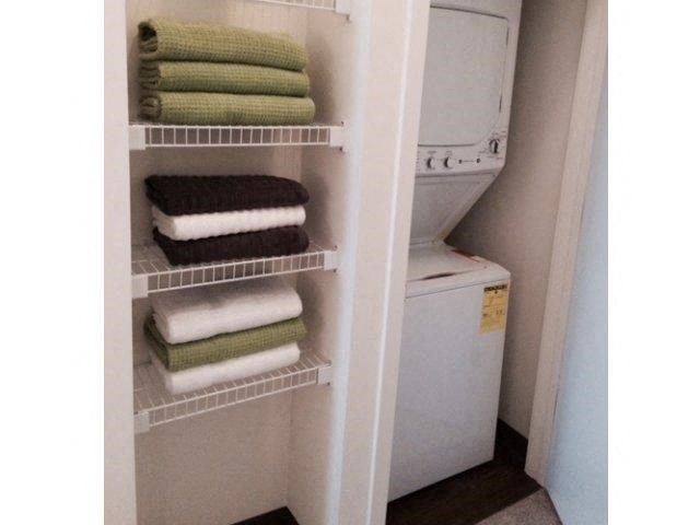 Washers and Dryers Included With Extra Storage at The George & The Leonard, Atlanta, GA, 30312