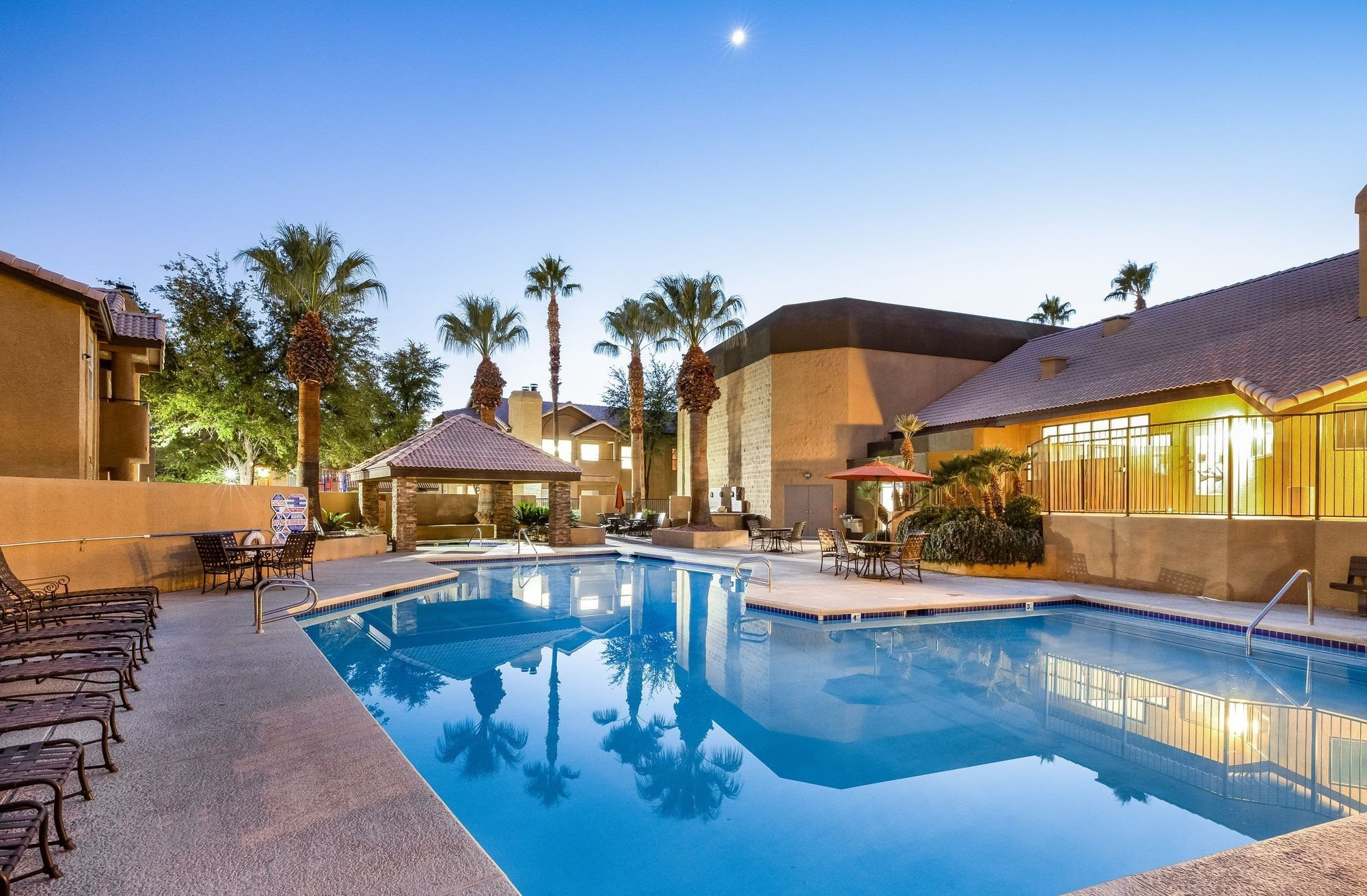 2 Swimming Pools, Indoor Lap & Outdoor at Village at Desert Lakes, Las Vegas, 89117
