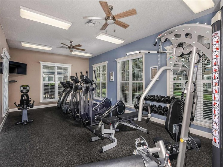 Fountain Villas Fitness Studio